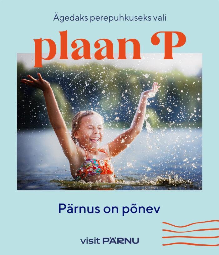 Visit Pärnu